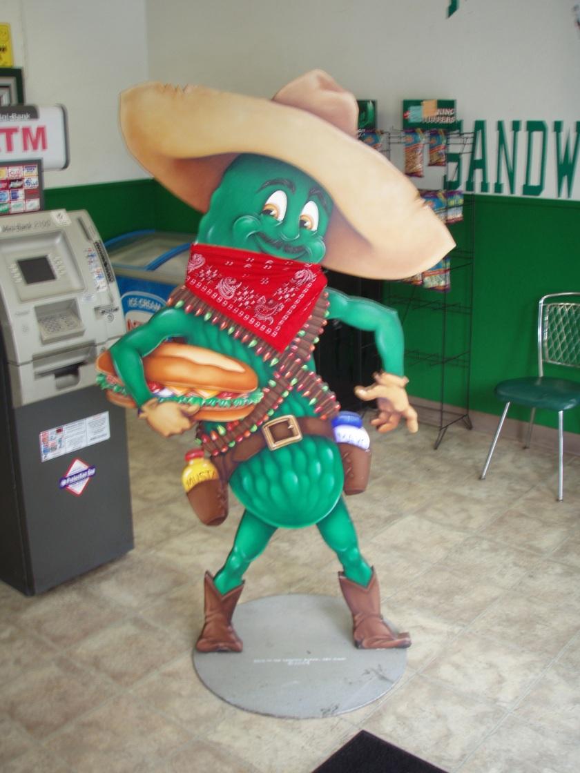 Mr. Pickles Home Safely