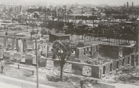 1906 Ruins, 17th and Dolores