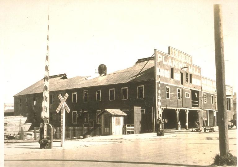 J.H.Kruse Plaining Mill 23rd and Treat