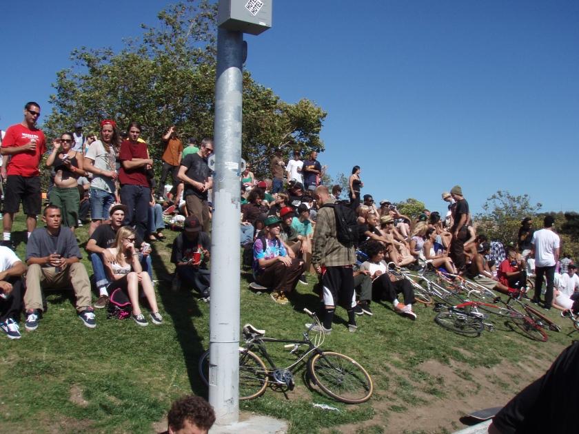 lurker hill at Potrero del Sol