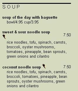 herbivore soups